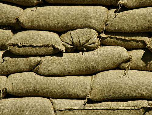 04. Saco de arena para inundaciones